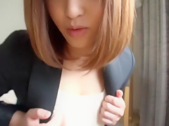 Amateur individual shooting, post. 343 Akane 21-year-old hair and makeup