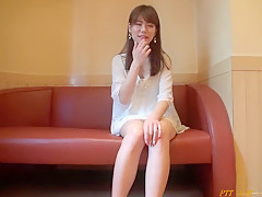 Amateur AV experience shooting 674 Miho 20-year-old OL