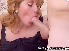 Mindy jo sucking cock