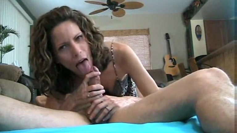 with cum playing Wife