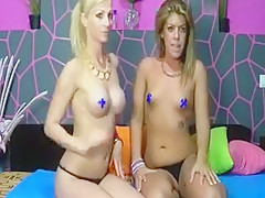 squirtyblondys secret clip on 06/08/15 18:24 from Chaturbate