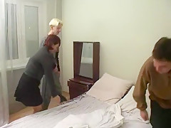 Amazing Amateur video with Big Tits, Young/Old scenes