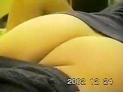 Showing how I ride dick in amateur Asian porn clip