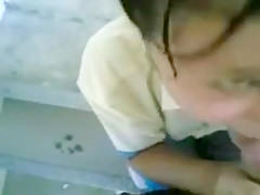 Singapore shool girl blowjob