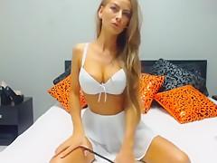 AngeLofPorn1000 fucks her ass