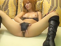 Curvy babe Felisha
