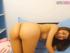 Incredible Amateur clip with Masturbation, Asian scenes