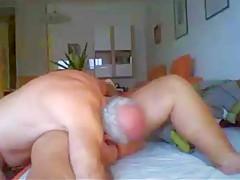 Grandpa grandma porn