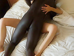 Wife with black hubby