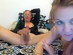 Crazy Homemade clip with Webcam, Facial scenes