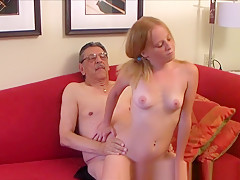 Horny Amateur record with Small Tits, Big Dick scenes