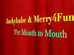 3'er Mouth to Mouth