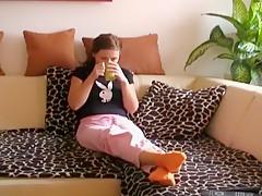 Tagebuch - Ein Vormittag mit Andrea