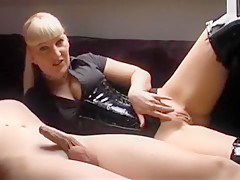 Orgasmuskontrolle - Handjob