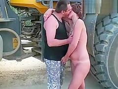 Sex in der Schottergrube