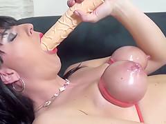 Titten Bondage Pervers