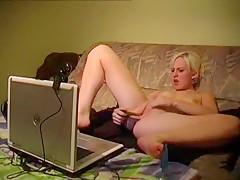 Amateur Webcam-Spass