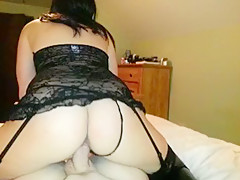 Horny Amateur clip with Brunette, Wife scenes