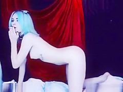 Hottest Webcam video with Public, Blonde scenes