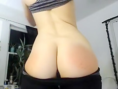 Amazing webcam College, Solo movie with audrey slut.