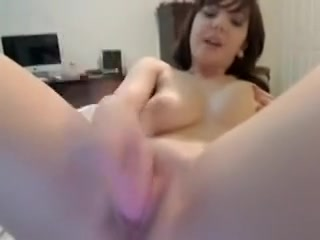 Webcam Teen with Dildo