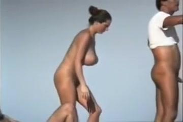 Fabulous Nudist Milf
