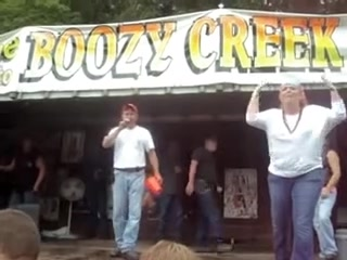 Miss Boozy Creek Pageant 1 - Hot Summer