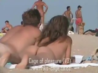 Uncensored Beach Bare Movie Of Hawt Cutie Filmed On Camera