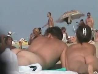 Uncensored Beach Bare Movie Of Hawt Cutie Filmed On Camera