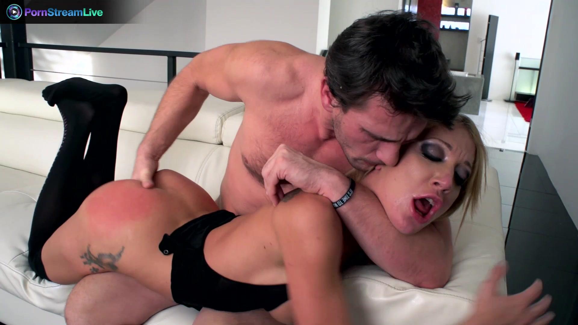 Petite blonde Amy Brooke in a kinky wild hardcore sex