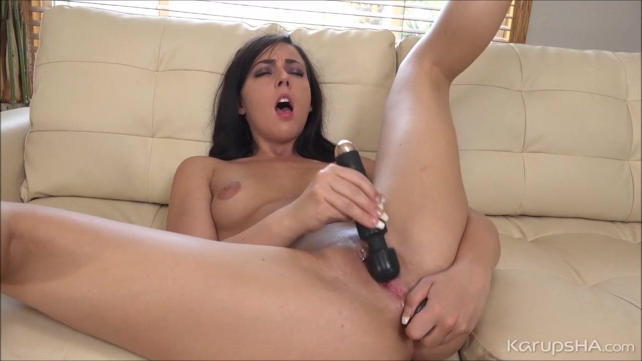 Whitney Wright Loves Dildo Anal Masturbation