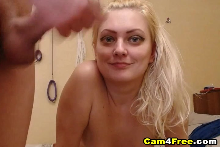 Blonde Latvian Gets Drilled In All Positions On Cam