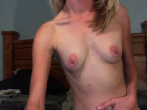 Gf deepthroat & anal beads on webcam