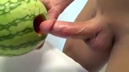 того как как трахнуть арбуз предлагаем обширную коллекцию