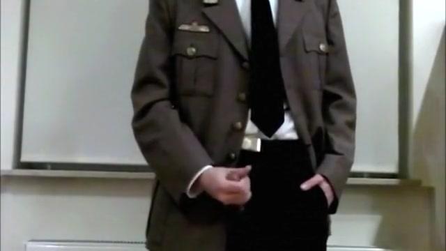 costume uniform cum