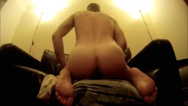 Sub bois 1st movie scene using sex toy for slaver