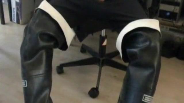nlboots - bauer & teacher (boots/waders) vid