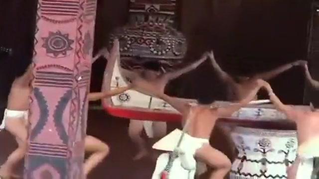 taiwan aborigine dance