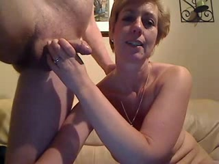 Bianca sucking dick