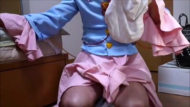 2015 Hime-Hajime in Satori cosplay - Cummed in my shorts