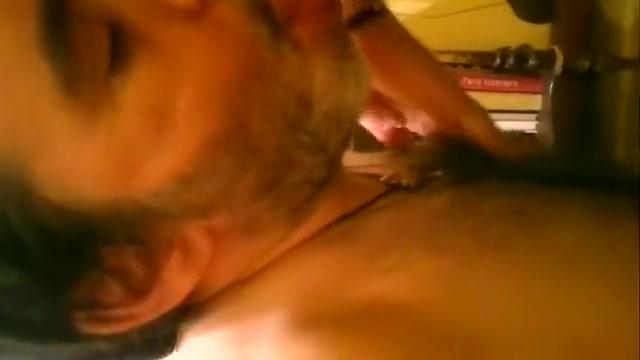 mamando la polla de un osito en barcelona
