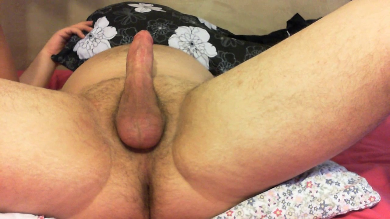 Filthy blond rimming her bf on video