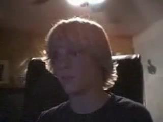 Jerking off on a webcam sex show