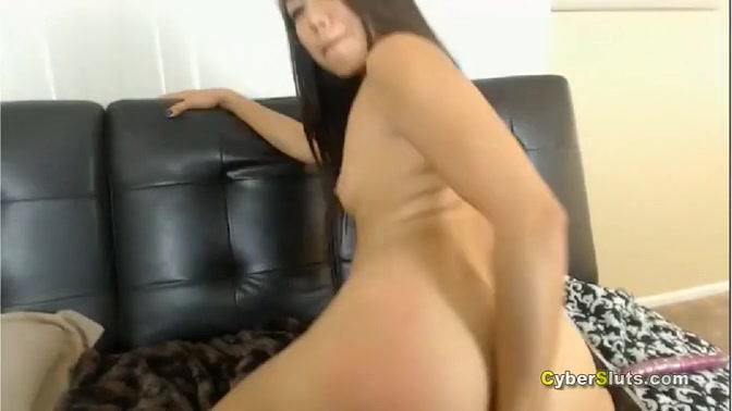 Asian girl have the most beautiful pussy and ass