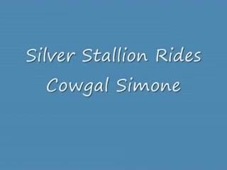 Silver Stallion and Simone