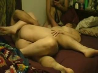 Homemade Threesome MMF - 18